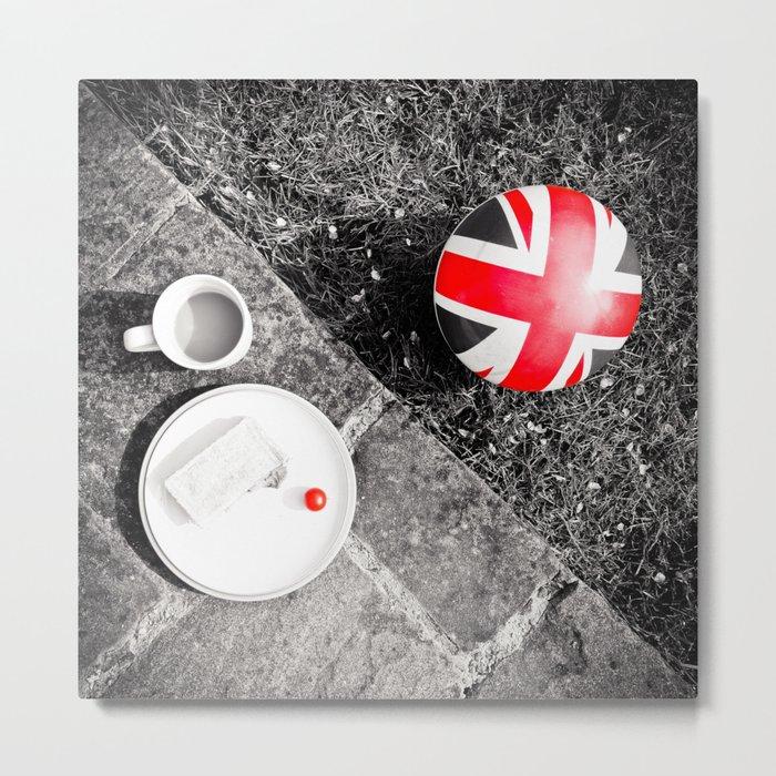 British Sunday | Still Life 88A Metal Print