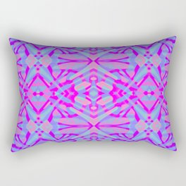 Ethnic Tribal Pattern G492 Rectangular Pillow
