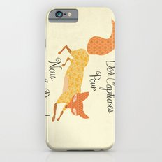 Catch for Us the Foxes iPhone 6s Slim Case