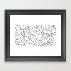 t545 Framed Art Print