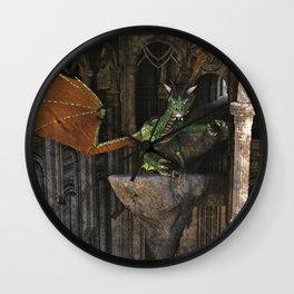 Dragon's Den Wall Clock