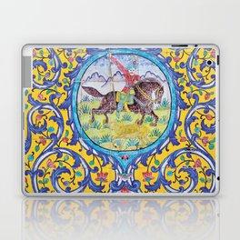 Iranian tiles Laptop & iPad Skin