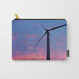 Turbine in Sunset Carry-All Pouch
