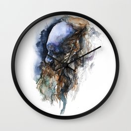 FACE#10 Wall Clock