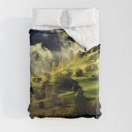 Mountain Landscapes - Jeanpaul Ferro Duvet Cover