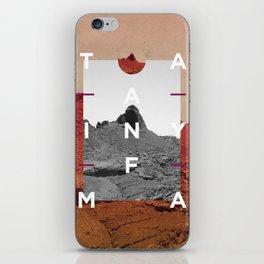 Timanfaya1 iPhone Skin