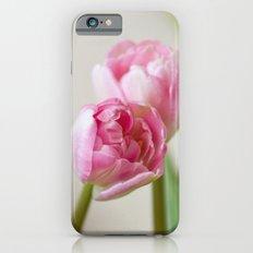 Soft tulips iPhone 6s Slim Case