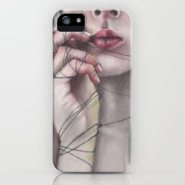 Burning Renewal iPhone Case