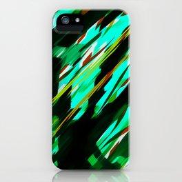 CAMO BRONX iPhone Case