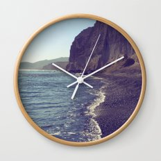 Otherworldly Waters Wall Clock
