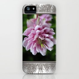 Double Columbine named Pink Tower iPhone Case