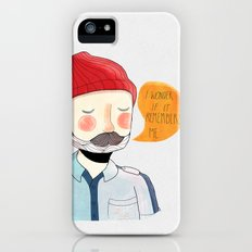 I Wonder If It Remembers Me Slim Case iPhone (5, 5s)