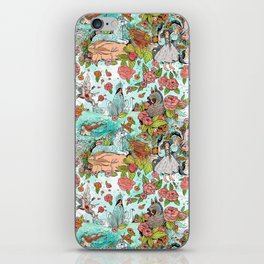 Fairy Tale Tapestry iPhone Skin