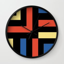Primarily Wall Clock