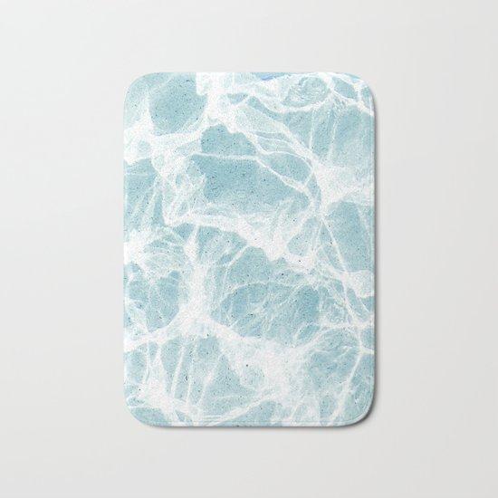 Poolside marble Bath Mat