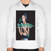 minaj Hoodies featuring Up All Night by Nicki Minaj Spain