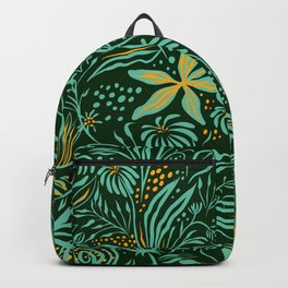 Fantasy Floral Backpack