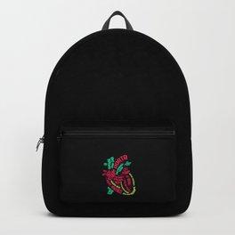 Anatomy of Heart. - Gift Backpack