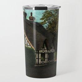 A Berkshire Half Timbered Cottage Travel Mug