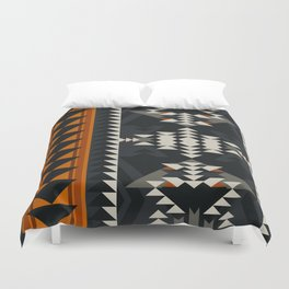 Smokey Joe Pendleton Duvet Cover
