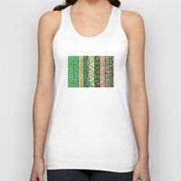 nyc Tank Tops featuring NYC by Mariana Beldi