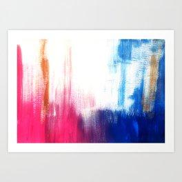 If Unicorns Were Interior Designers (it'd look like this) Art Print