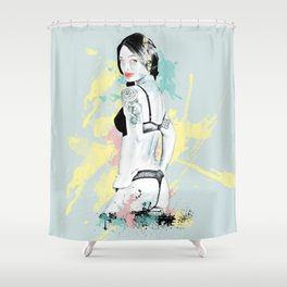 Martha Shower Curtain