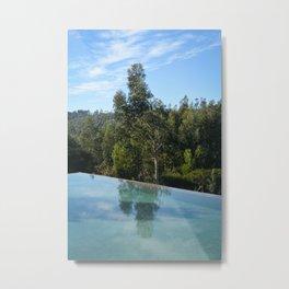 reflejos Metal Print