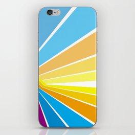Stripes universe iPhone Skin