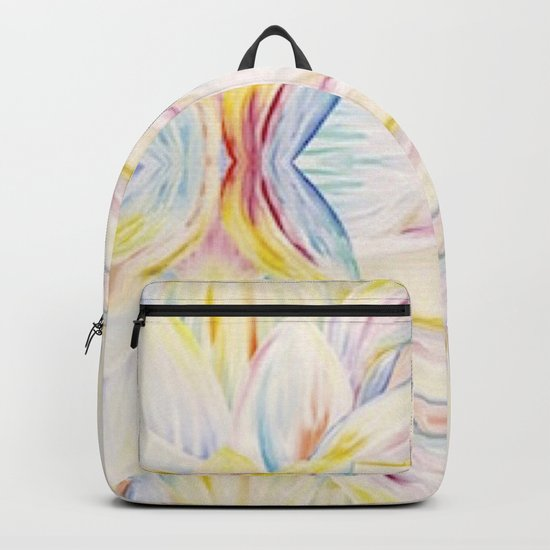 Opal Lotus Backpack