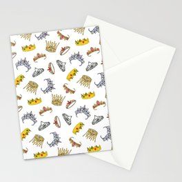 Crown for the Queen Stationery Cards