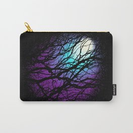 lights in the forest Carry-All Pouch