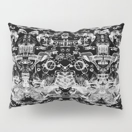 The road to Sochi Pillow Sham