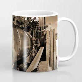 The Burrell Engine Coffee Mug