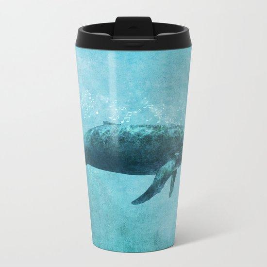 Song of the Sea Metal Travel Mug