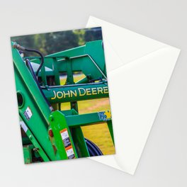 Deere 620 Tractor Close-Up Stationery Cards