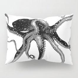 Cosmic Octopus Pillow Sham
