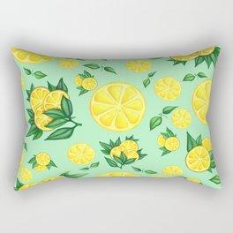 LEMON #1 Rectangular Pillow