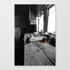In house Canvas Print