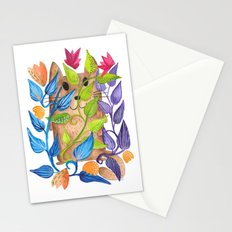 Hide-and-Seek Cat Stationery Cards