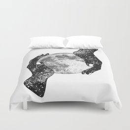 The Magic of the Universe Duvet Cover