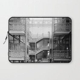 Bradbury Building, Downtown Los Angeles Laptop Sleeve