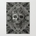 Lace Skull by aligulec