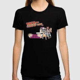 Back to the End of Time T-shirt