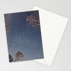 Smoke Burned Stationery Cards
