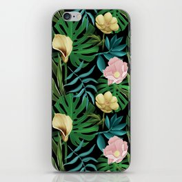 Floral iPhone Skin