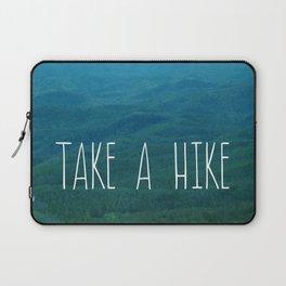 Take A Hike Laptop Sleeve