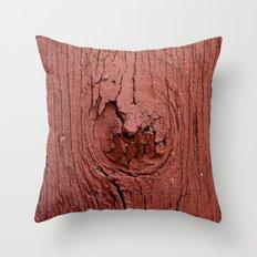 Outie Throw Pillow