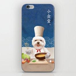 Little Chef iPhone Skin