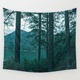 Lake Shasta Beauty Wall Tapestry